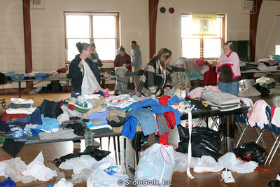 Clothing & Supply Donations