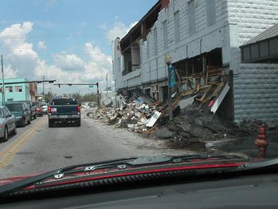 Hurricane Charlie 2004