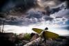Chad Bruce - Hurricane Clouds