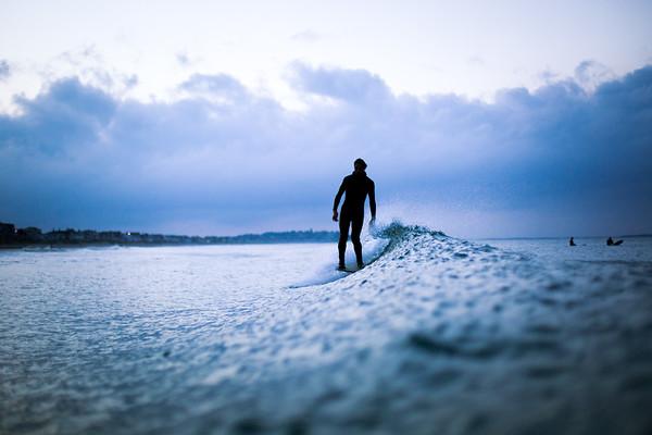 Chad Longboarding Nantasket