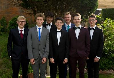 Hurst College Prom 2015