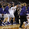 The Huskies took down UCLA 80 - 72 capping their sweep of the southern Cal teams this weekend at  UW Hec Edmunson Pavillion, Seattle, Washington United States 2017-01-08 By: Natassia Stelmaszek