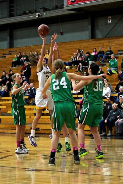 Girls BB vs Breck, 2013