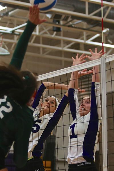 Huskie Volleyball vs  West Fargo