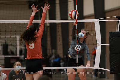 Husky Volleyball 17 Hannah - Tristate Club Cup Tournament