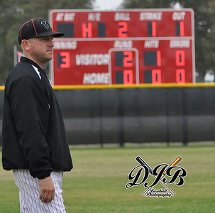Head Baseball Coach Jason Bourgeois