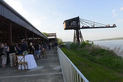 Hutton Brickyards reception