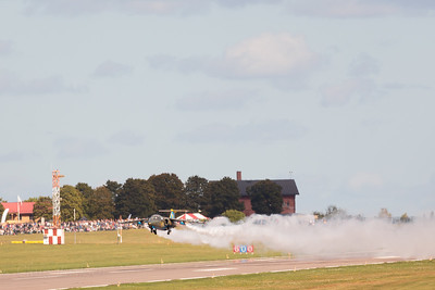SK 60 / Saab 105 takeoff