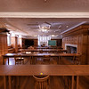 The Calabresi Faculty Lounge configured for hybrid learning