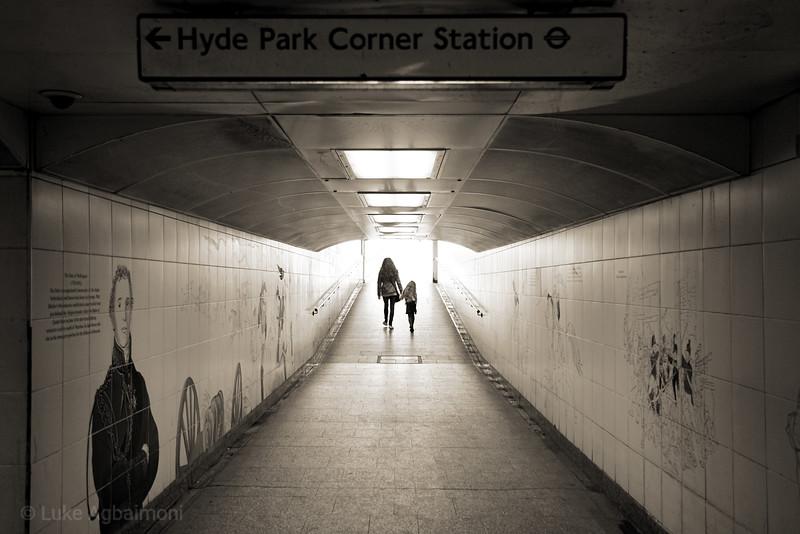 Hyde Park Corner Station
