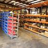 Inside Parts Warehouse (Main Building)