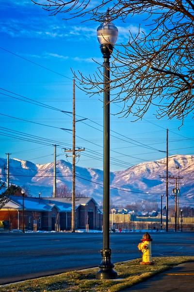 In West Valley City, Utah