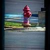 In Syracuse, Utah as seen through the window of the Rush FunPlex.