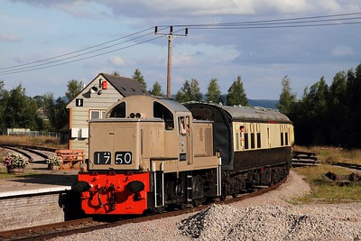 D9537 1715 Lydney junction to Norchard at Lydney junction on the 4th September 2015