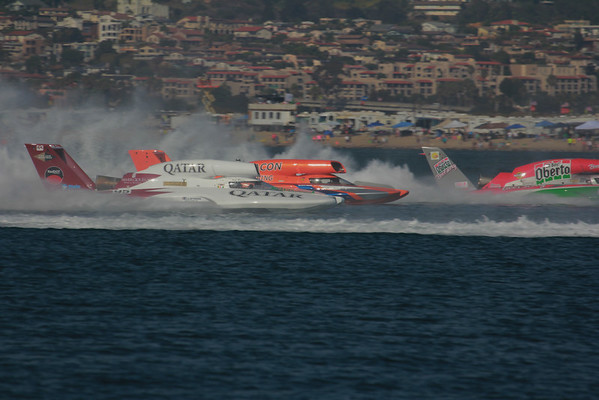 The Hydroplanes at Bayfair 2013
