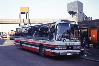 Hyndburn 78 Altrincham Bus Stn Jul 92