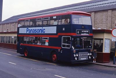 Hyndburn 101 Rawtenstall Bus Stn Sep 86
