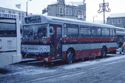 Hyndburn 48 Accrington Bus Stn Nov 96