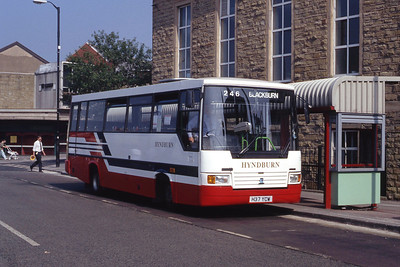 Hyndburn 37 Peel St Accrington Sep 91