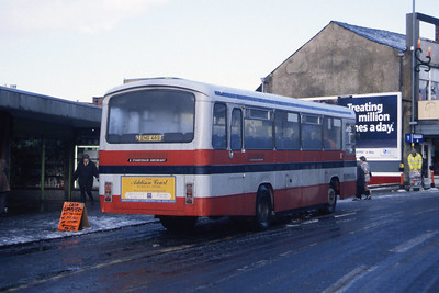 Hyndburn 46 Accrington Bus Stn 2 Nov 96
