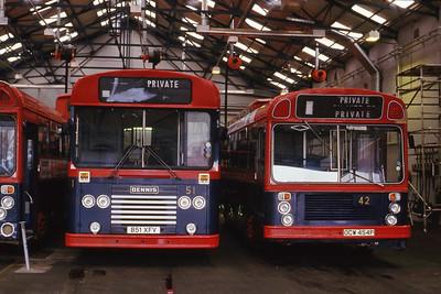 Hyndburn 51_42 Accrington Depot Sep 86