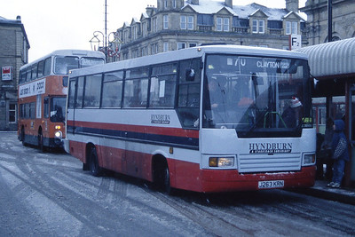 Hyndburn 3 Accrington Bus Stn Nov 96