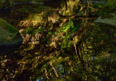 Glimpses ; Afon Prysor