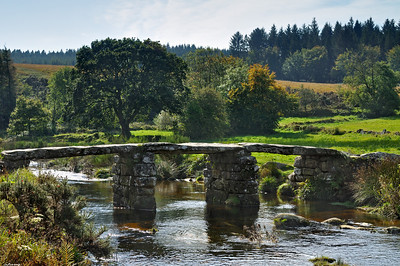 Old Bridge ; Dartmoor