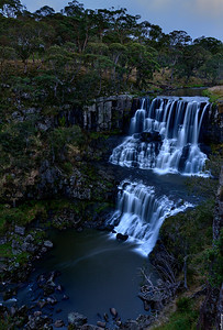 Ebor Falls ; Nightfall