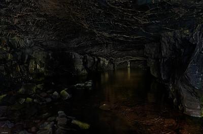 River Mellte - Underground