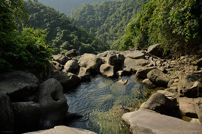 Sacred Pools II
