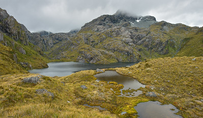 Fiordland ; The Tops