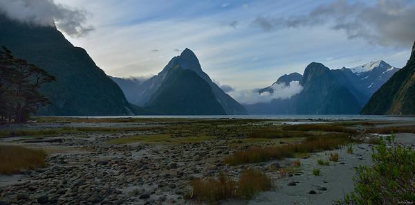Fiordland ; Twilight