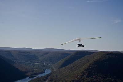 Hyner View Flying