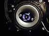 "Aftermarket speaker and speaker adapter plate  from  <a href=""http://www.car-speaker-adapters.com/items.php?id=SAK058""> Car-Speaker-Adapters.com</a>   installed on door"