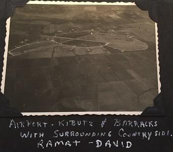 בסיס רמת דוד 1948