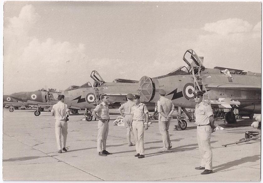 ביקור הצוות האווירובטי בקפריסין 1965