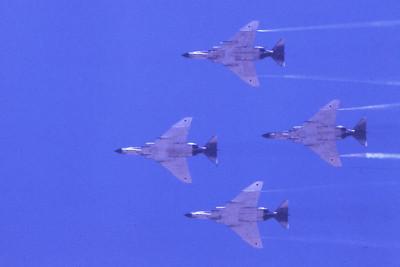 יום חיל האוויר שנת 71: רביעית מטוסי פ