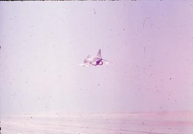 יום חיל האוויר שנת 71: מטוס פנטום ממריא