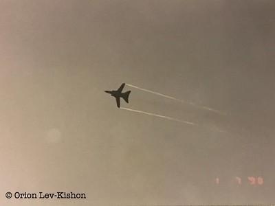 מטוס הטורנדו הבריטי. קרדיט: אוריון לב קישון.