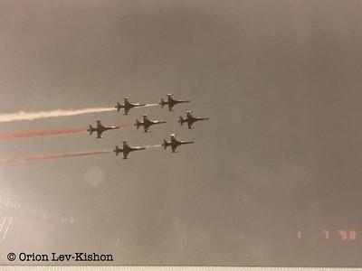 מבנה מטוסי F5. קרדיט: אוריון לב קישון.