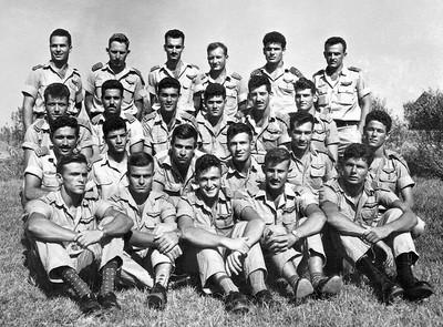 """קא""""מ אורגן בחצור, טייסת 113 מתוך האוסף של יוסי יערי."""
