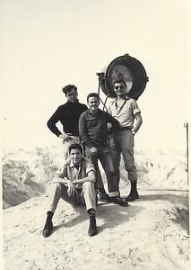 מתקדם טיול בנגב אייל שחר וקס ובוקי קינן-מדריך  1964