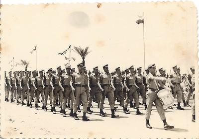 מצעד צהל בחיפה- 1963