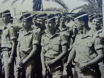 אייל ואנגל במצעד חיפה 1963