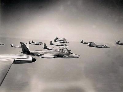 מבנה סיום קורס טיס  1964