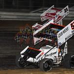 dirt track racing image - HFP_6712