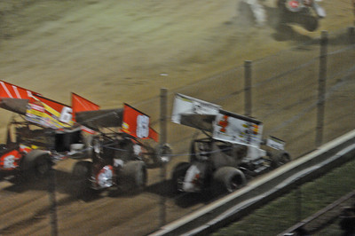 Steve Kinser plus 93 and 12