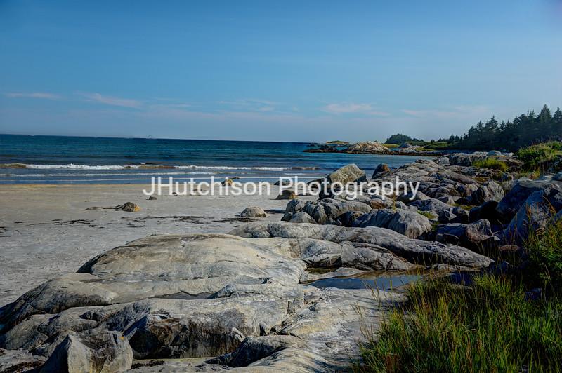 Rocky Nova Scotian Beach