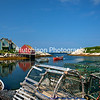 Peggy's Cove at High Tide